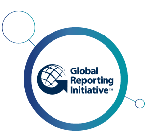Icono Global Reporting Initiative Memoria Sostenibilidad 2018 Servicio Móvil